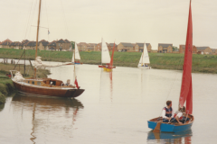 folk-boat